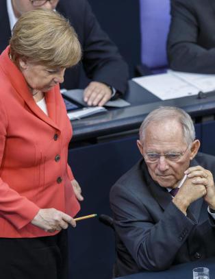 Den stygge tyskeren