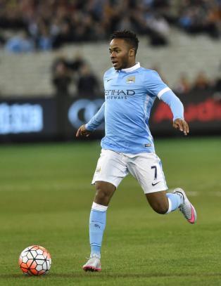 Sterling scoret etter bare to minutter i City-debuten