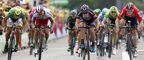 Gode Tour-tall tross ingen norske etappeseiere