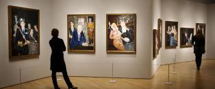 Galleriansatt erstattet kunstverk med egne forfalskninger - ble selv lurt