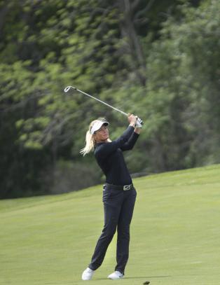 Tutta varmer opp til British Open i Skottland