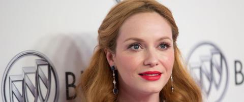 Christina Hendricks (40) spiller moren til Charlize Theron (39) i ny film