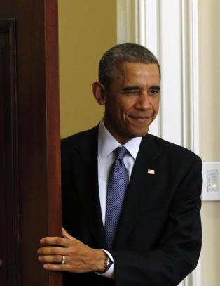 Obama går inn i sitt siste år som president. - Han har smakt på makt, og har lyst på mer