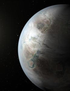 NASA med banebrytende avsl�ring: Har funnet �Jordas s�skenbarn�