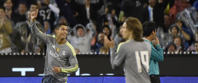 Manchester City fikk rundjuling av Real Madrid