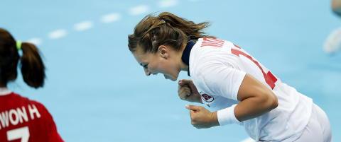 Leken Kurtovic scoret sju i norsk seier mot Russland