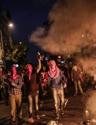 Tyrkia og PKK: P� samme side mot IS, men likevel blodfiender