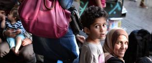 8000 syriske flyktninger splitter Norge