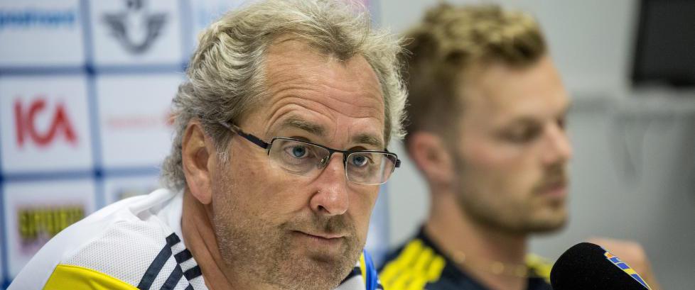 Svenskene fortviler: �Skr�ckgruppen� og �mardr�msgrupp�