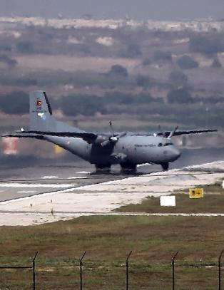 Iran reagerer p� Tyrkias angrep mot Den islamske stat (IS): - Kan oppmuntre terrorister