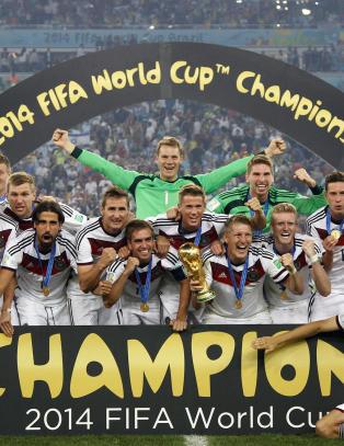 Norge starter VM-kvaliken mot Tyskland