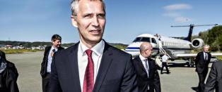 Femte gang i historien: Krisem�te i NATO etter at Tyrkia ba om hjelp
