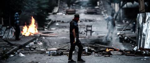 Krisem�te i NATO: - Derfor er Tyrkia avgj�rende for � bekjempe terrorgruppa IS