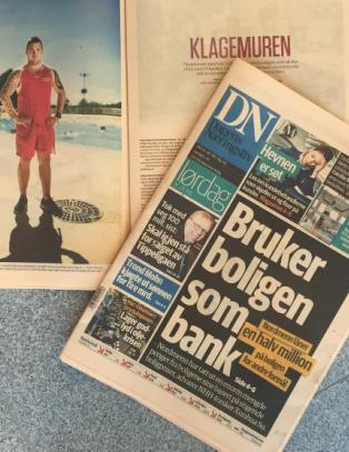 DN har funnet 4 nye tilfeller av Butensch�n-plagiat