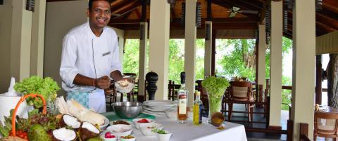 Smaken av Seychellene er litt Asia, litt Afrika og litt Europa