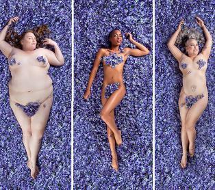 Gjenskapte ikonisk bilde med �normale� kvinner - n� g�r fotoserien verden rundt