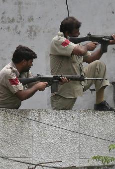 Kvinnelig terrorist i verste India-angrep siden 2008
