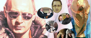 To av dem har g�tt i Putin-eksil, �n vil bli minister og actionmennene elsker ham