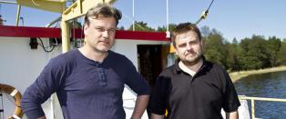 Hevder russisk ub�t er funnet i svensk farvann. - Besetningen kan fremdeles v�re om bord