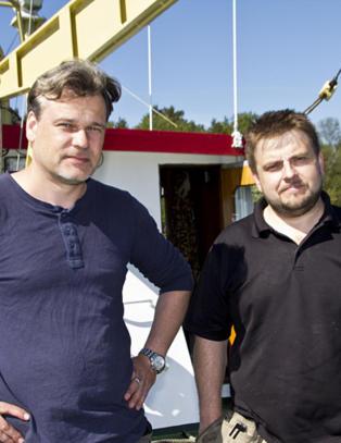 Svenske dykkere hevder de har funnet ub�t i svensk farvann