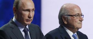 Putin synes Blatter fortjener Nobels fredspris