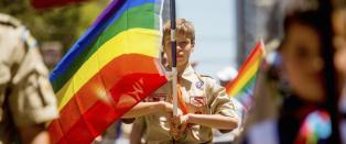 Speiderbevegelse har avskaffet kontroversielt homo-forbud