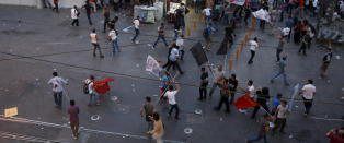 Tyrkisk politi frykter bomber p� offentlige steder