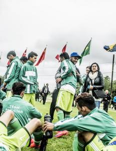 Dagens Norway Cup-bilder