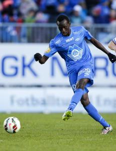 Pape Diouf klar for Odd