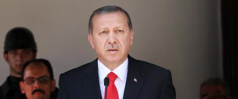 Tyrkias eget spill