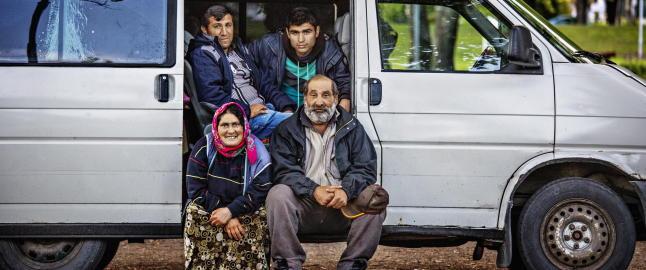 Professor: - Den n�v�rende norske behandlingen av flyktninger er umenneskelig