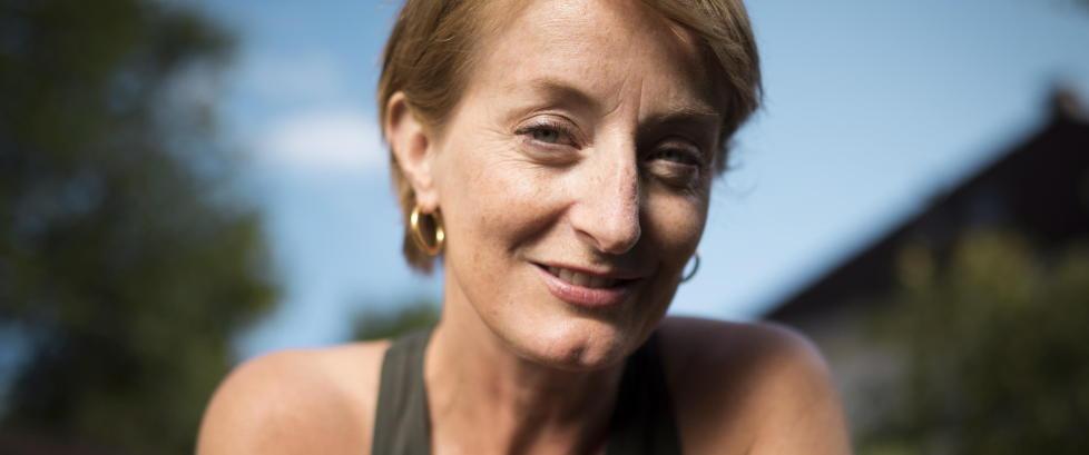 Da terroren rammet synagogen i K�benhavn, visste Nina Gr�nfeld hva hun hadde � gj�re