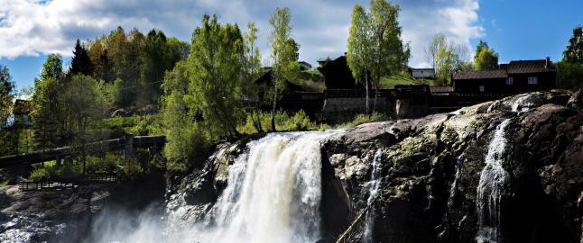 Etter finv�ret i fjor ville sju av ti ta ferien i Norge