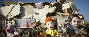 Borri: �Tre kriger senere er det ingen som er i tvil her lenger:  Hamas er Israels beste allierte�