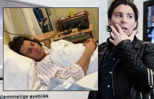Erlend Elias fikk sjokkbeskjed: �G�tt i flere uker og trodd at jeg skulle d�
