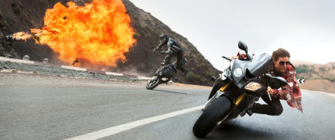 Anmeldelse: �Mission: Impossible - Rogue Nation�