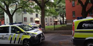 Kvinne teipet fast og kuttet med kniv i egen leilighet i Oslo