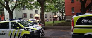Kvinne truet inn i leilighet, teipet fast og kuttet med kniv