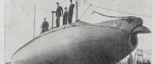 Historien bak ub�tmysteriet: Ble sj�satt  i USA i 1901