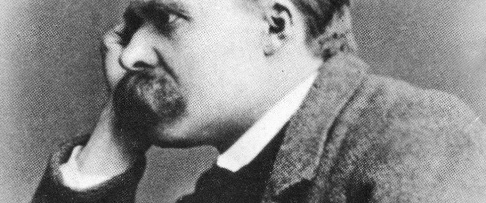 N�r Nietzsches setninger tordner over landskapet