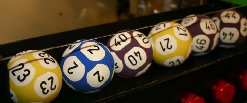To personer vant 48 millioner hver i lotto