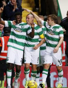 Sein scoring ga Celtic-seier i Champions League-kvalifiseringen