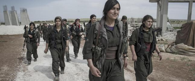 Tyrkia, USA og kurderne