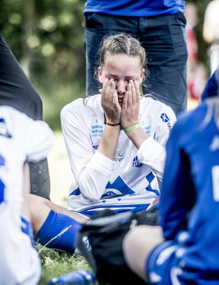 Nå er det vinn eller forsvinn - se bilder fra Norway Cup her