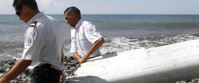 Malaysiske myndigheter: - Vrakdelene er fra en Boeing 777