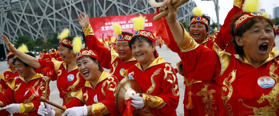 Beijing f�r vinter-OL i 2022
