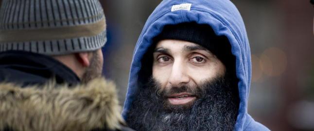 Voldssiktet Arfan Bhatti sitter i politiets varetekt