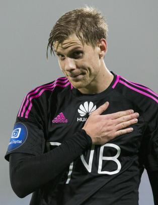 VIF-Gunnarsson til Elfsborg p� l�n ut sesongen