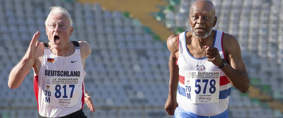 Store avvik i biologisk alder: Du kan v�re eldre enn du tror