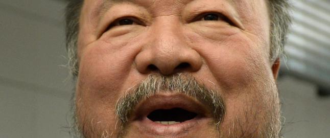 Storbritannia snur og gir Ai Weiwei visum